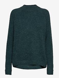 Elwira - pullover - atlantic melange