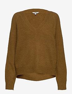 Perlee - swetry - breen melange