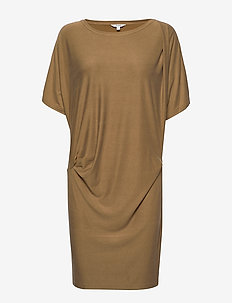 Riva - short dresses - butternut