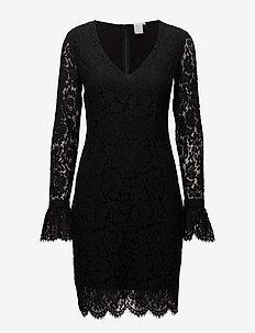 Ascona - spetsklänningar - black