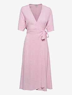 Shubie - sommerkjoler - undine pink print