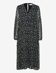 Aurelia - sukienki do kolan i midi - kimana print