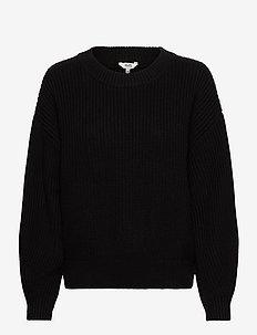 Venolia - pullover - black