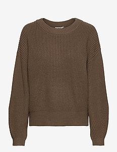 Venolia - trøjer - castor gray