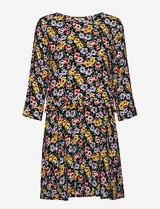 Mattie - short dresses - kinsley print