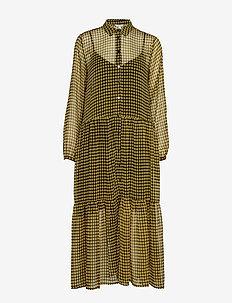 Shianna - shirt dresses - lane print