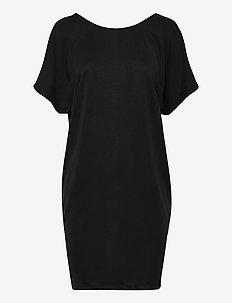 Kattie - midi dresses - black