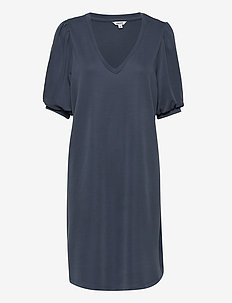 Farrana - midi dresses - vintage indigo