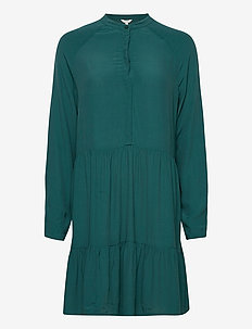 Marra - midi dresses - atlantic deep