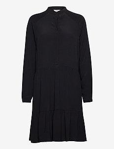 Marra - midi dresses - black