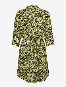Mash - shirt dresses - mylie neon print