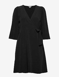 Melika - short dresses - black