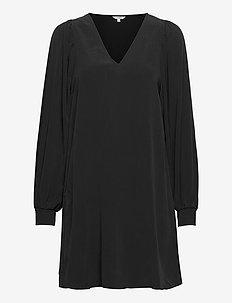 Embry - short dresses - black