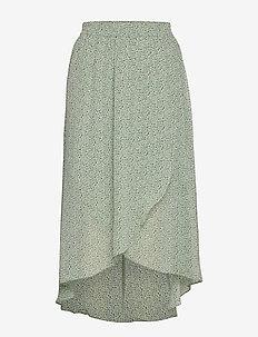 Caitlin - midi kjolar - kasey print