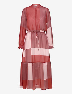 Diaz - midi dresses - laurette print