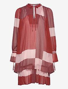 Melinna - short dresses - laurette print