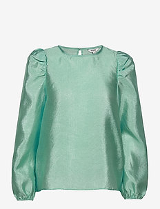 Nellia - long sleeved blouses - aquifer