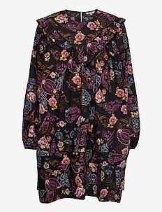 Lenorra - short dresses - ziggi print