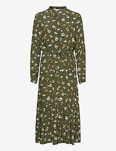 Ellinor - maxi dresses - lona print