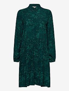 Nagisa - shirt dresses - nimah print