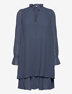 Melinna - midi dresses - vintage indigo
