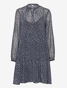 Kenda - short dresses - zamfira print