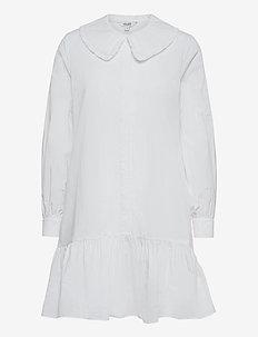 Miliona - kurze kleider - white