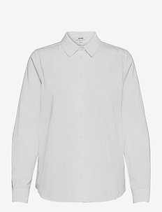 Octavio - long-sleeved shirts - white