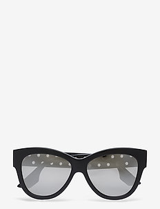MQ0021S - cat-eye - black-black-silver