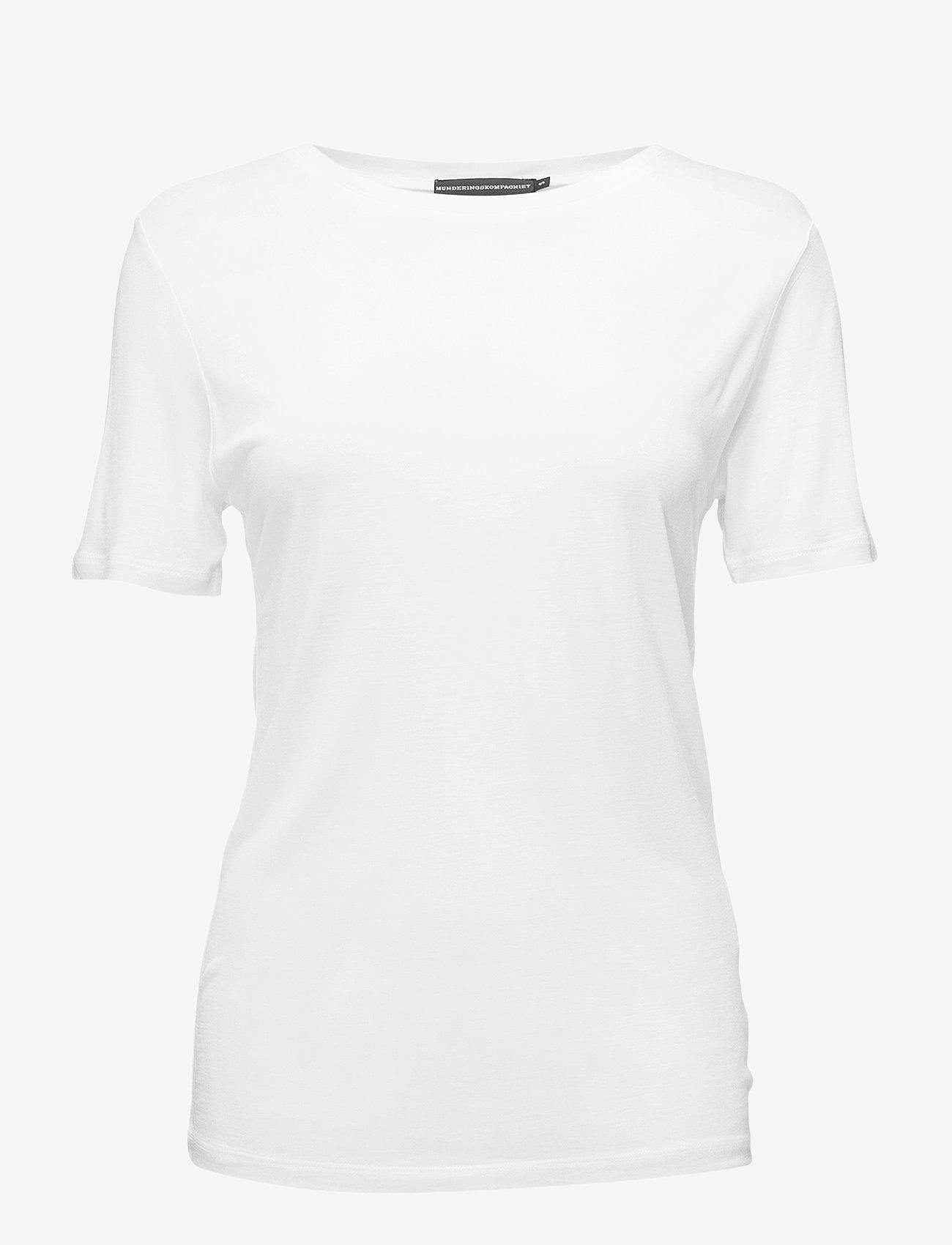 MDK / Munderingskompagniet - Mdk t-shirt - t-shirts - white - 0