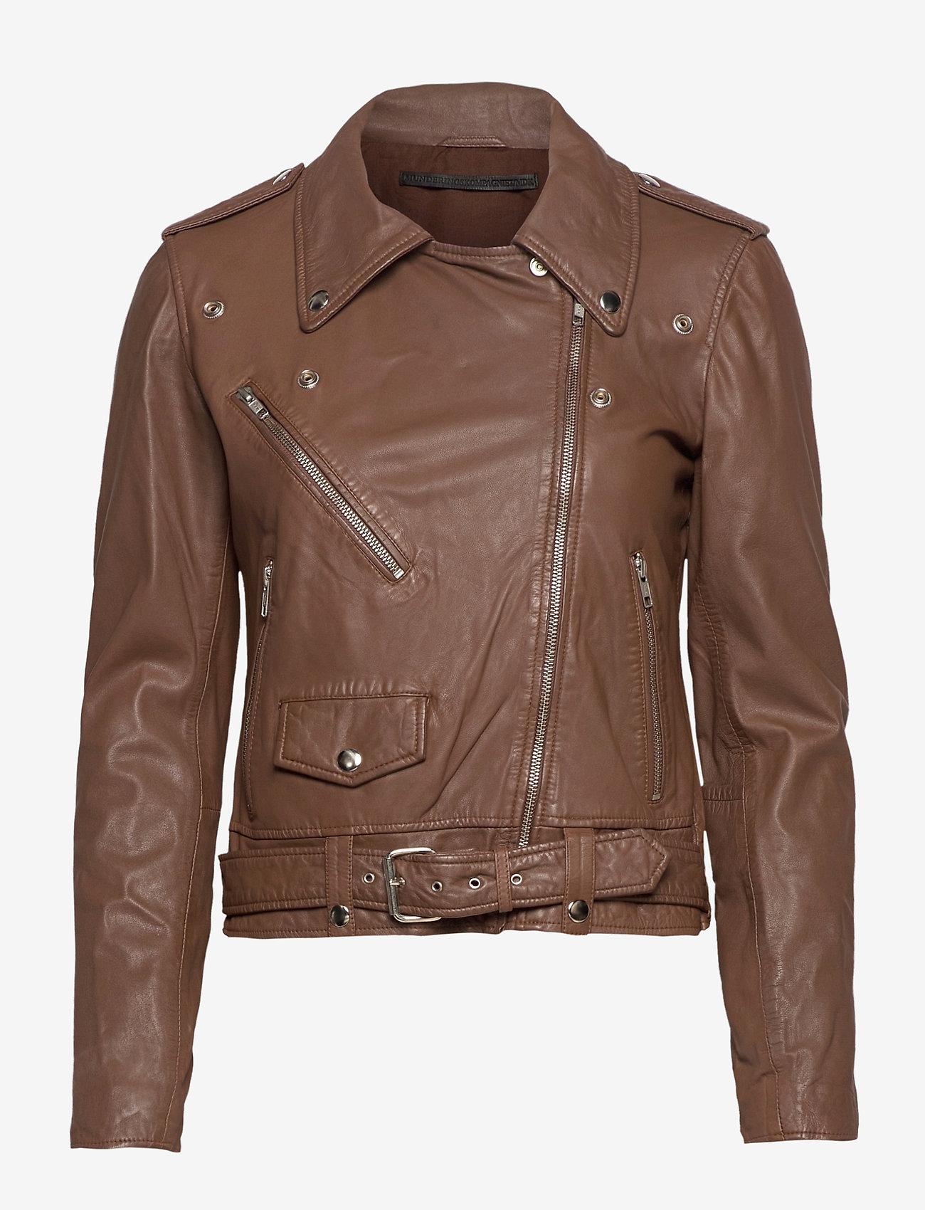 MDK / Munderingskompagniet - Berlin leather jacket - skinnjackor - monks robe - 1