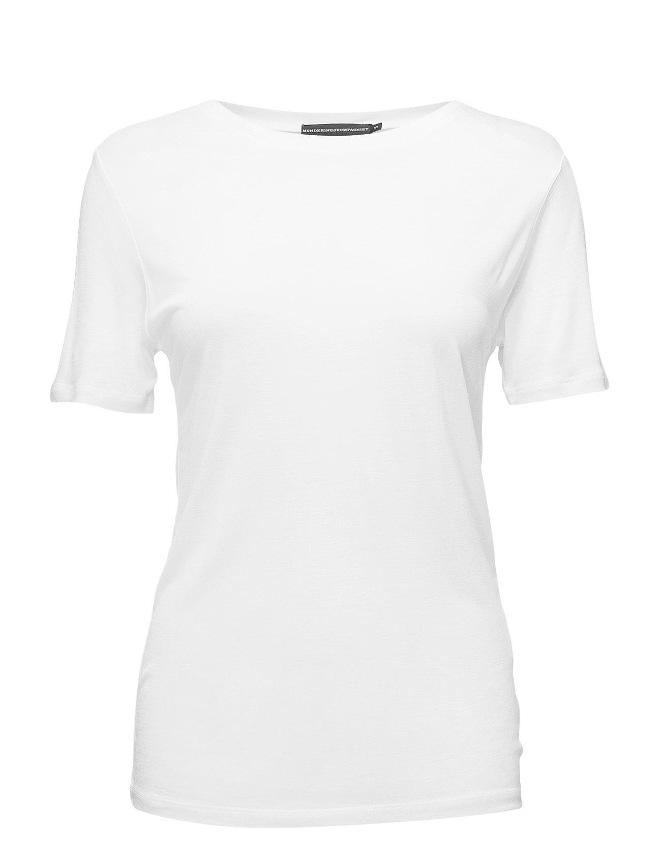 MDK / Munderingskompagniet Mdk t-shirt (black) - WHITE