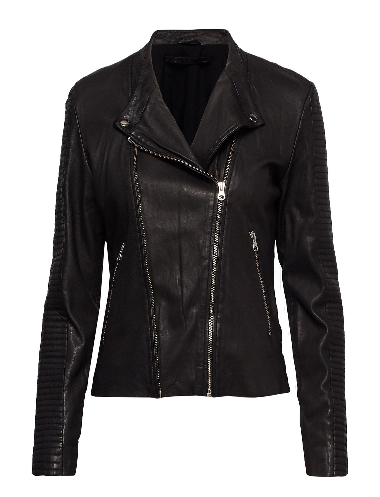 MDK / Munderingskompagniet Adele jacket - BLACK