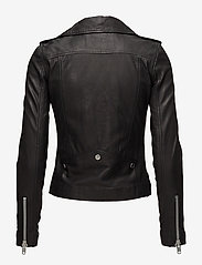 MDK / Munderingskompagniet - Seattle Leather Jacket - nahkatakit - black - 2