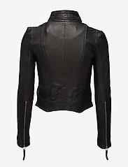 MDK / Munderingskompagniet - Rucy Leather Jacket - black - 1