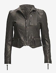MDK / Munderingskompagniet - Rucy Leather Jacket - black - 2
