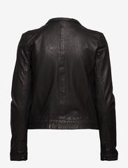 MDK / Munderingskompagniet - Karla Leather Jacket - skinnjackor - black - 0