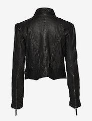 MDK / Munderingskompagniet - Rucy leather jacket (black) - nahkatakit - black - 2