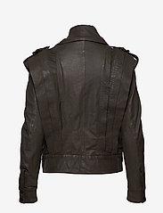 MDK / Munderingskompagniet - Enola leather jacket (bungee cord) - leather jackets - bungee cord - 2