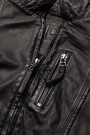 MDK / Munderingskompagniet - Rucy Leather Jacket - black - 3