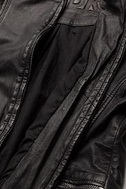 MDK / Munderingskompagniet - Rucy Leather Jacket - black - 5