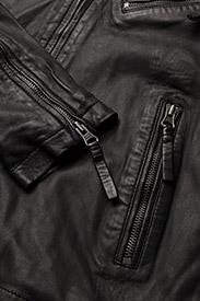 MDK / Munderingskompagniet - Kassandra Leather Jacket - Ādas virsjakas - black - 3