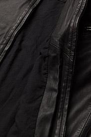 MDK / Munderingskompagniet - Kassandra Leather Jacket - Ādas virsjakas - black - 4