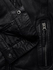 MDK / Munderingskompagniet - Karla Leather Jacket - nahkatakit - black - 3