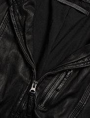 MDK / Munderingskompagniet - Rucy leather jacket (black) - nahkatakit - black - 3