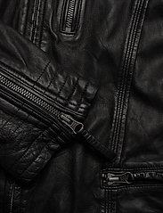 MDK / Munderingskompagniet - Rucy leather jacket (black) - nahkatakit - black - 4