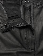 MDK / Munderingskompagniet - Culotte leather trouser - skinnbyxor - black - 3