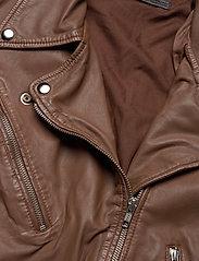 MDK / Munderingskompagniet - Berlin leather jacket - skinnjackor - monks robe - 2