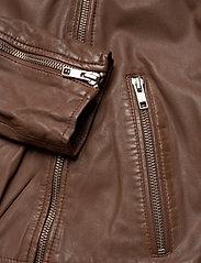 MDK / Munderingskompagniet - Berlin leather jacket - skinnjackor - monks robe - 3