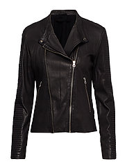 Adele jacket - BLACK